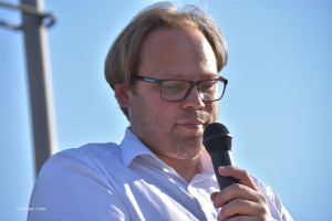 Christian Pech, stellvertretender landrat und AWO Kreisvorsitzender zur Sozialpolitik